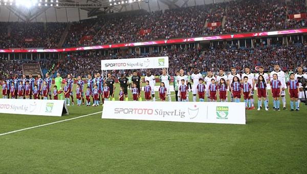 En büyük artış Trabzonspor'da