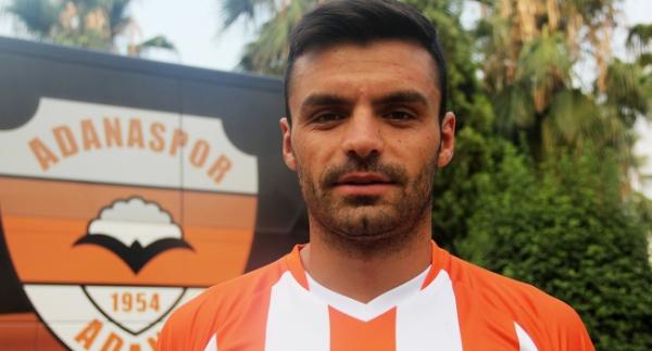 Adanaspor'dan sağ bek transferi