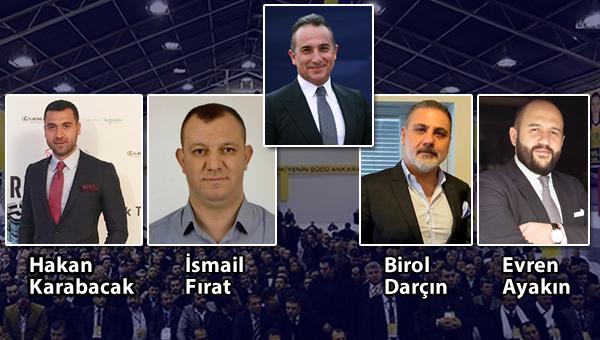 Murat Ağcabağ'ın yönetiminde yer alan iş adamlarını tanıyalım