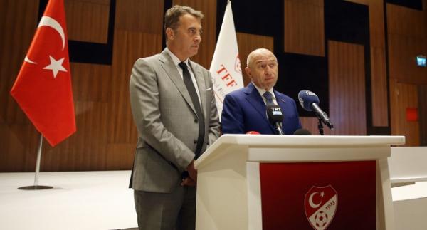 """Nihat Özdemir: """"Şu anda bir sorun yaşamıyoruz"""""""