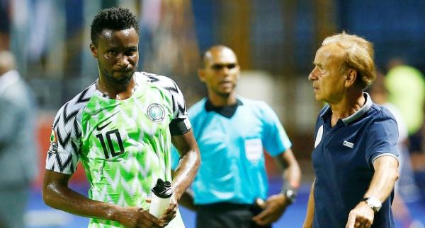 Obi Mikel, Nijerya Milli Takımı'nı bıraktı