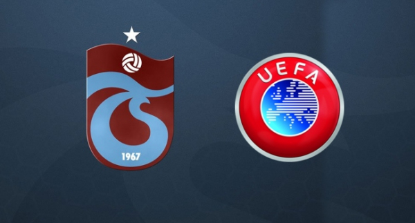 UEFA'dan Trabzonspor'a müjde