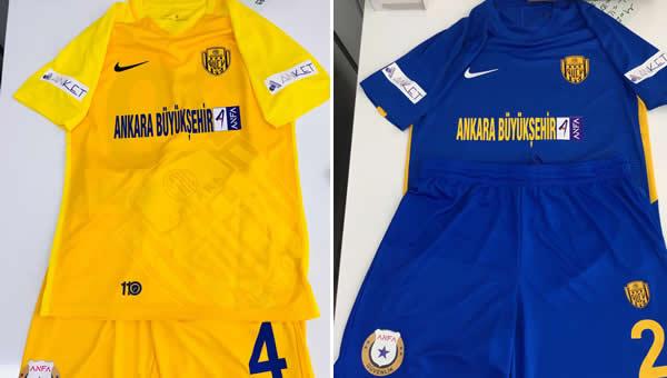 Ankaragücü, yeni sezona yeni sponsorlarla başlıyor