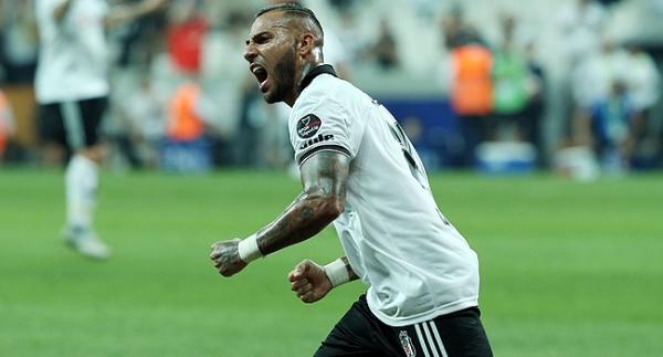 Beşiktaş'ta Quaresma kadro dışı