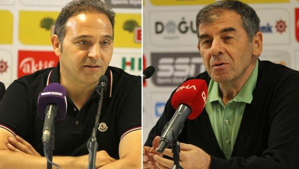 Eskişehirspor-Keçiörengücü maçının ardından