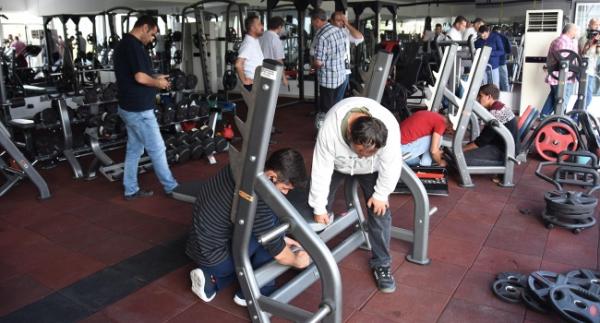Eskişehirspor'da haciz şoku