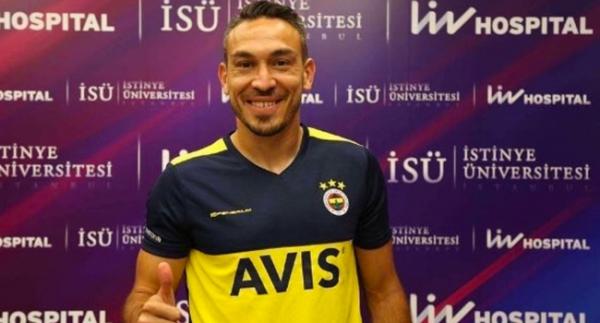Mevlüt Erdinç, Fenerbahçe'de