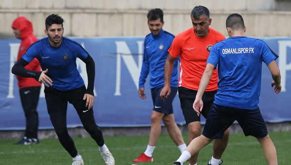Osmanlıspor, Boluspor maçına hazır