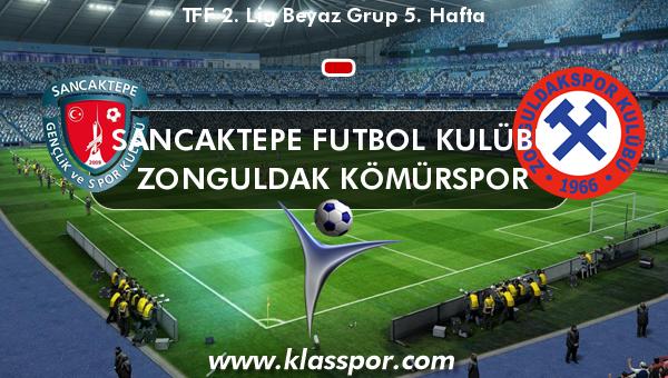 Sancaktepe Futbol Kulübü  - Zonguldak Kömürspor