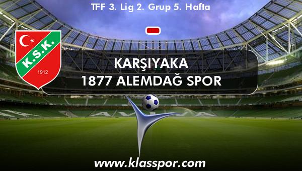 Karşıyaka  - 1877 Alemdağ Spor