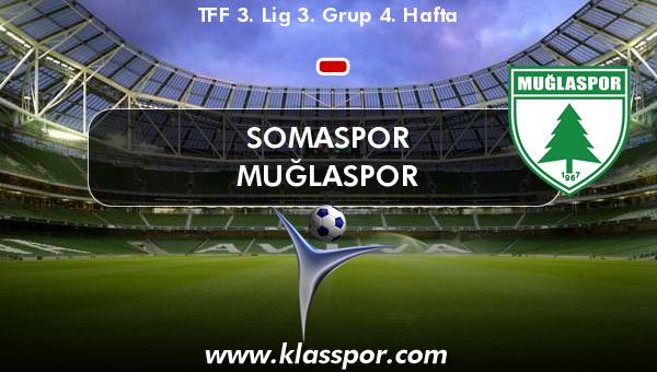 Somaspor  - Muğlaspor