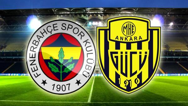 Fenerbahçe 2 - 1 MKE Ankaragücü