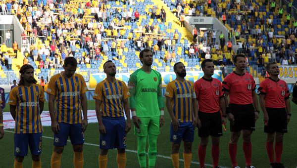 MKE Ankaragücü 0-4 BTC Turk Yeni Malatyaspor