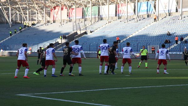 Osmanlıspor 2-1 Altınordu Maç sonu açıklamalar