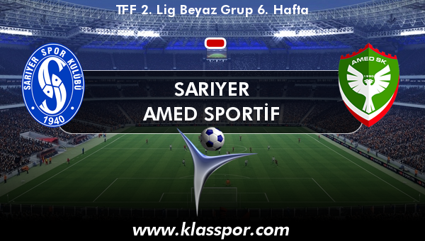 Sarıyer  - Amed Sportif