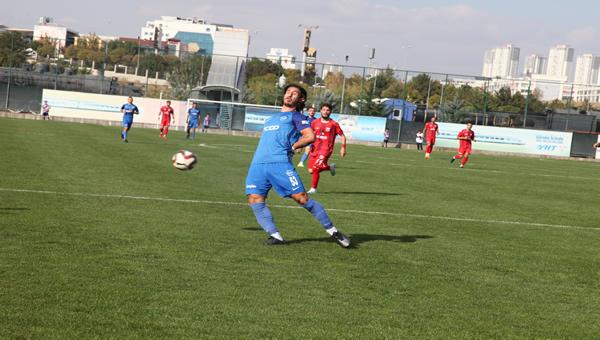 Ankara Demirspor 3-1 GMG Kastamonuspor