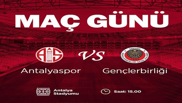 Antalyaspor 0 - 2 Gençlerbirliği