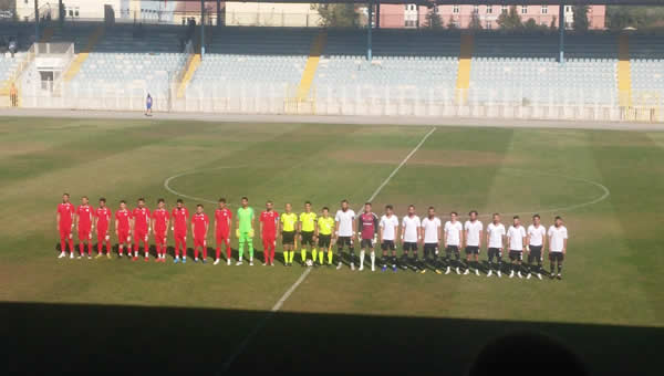 Çankaya FK son anlarda yıkıldı