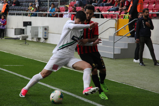 Gençlerbirliği 0-2 Denizlispor