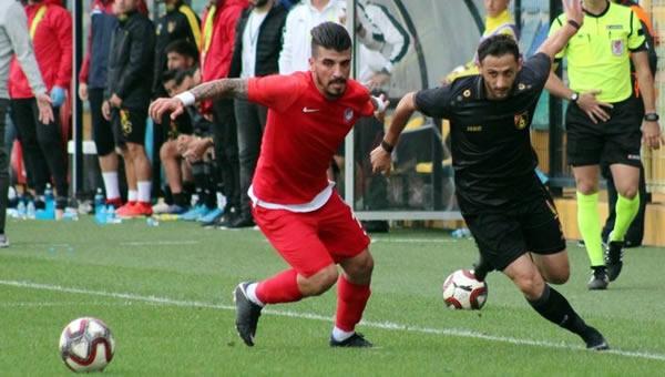 Keçiörengücü Süper lig ve 1. lig'de namağlup tek ekip