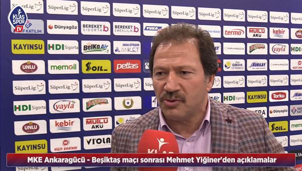 Mehmet Yiğiner'den Klasspor Tv'ye özel açıklamalar