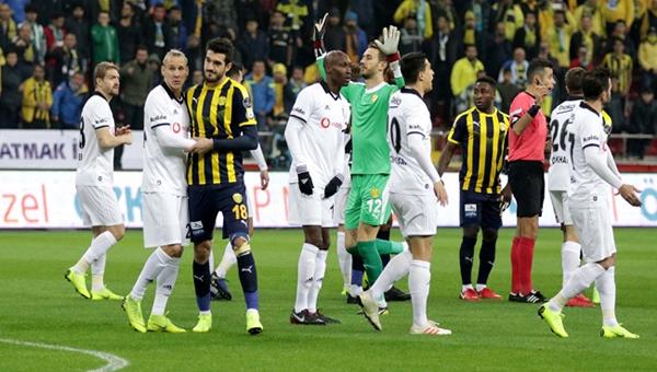 MKE Ankaragücü -  Beşiktaş maçı analizi