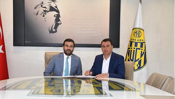 Ankaragücü, Kaplan'la imzaları attı