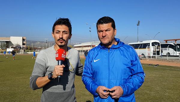 Çankaya FK Play-Off'a inanıyor