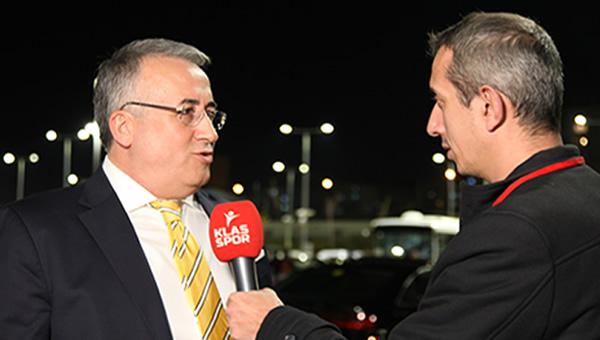 Cengiz Topel Yıldırım, yeni yönetime güveniyor