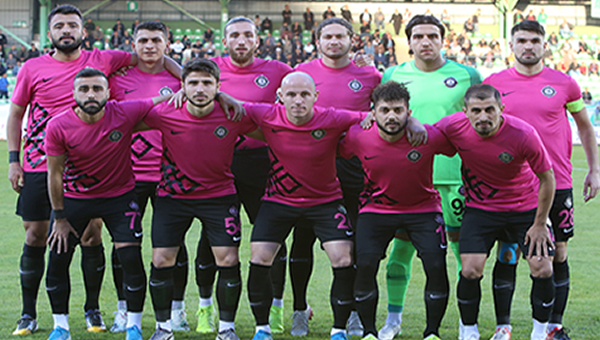 Giresunspor 2 - 1 Osmanlıspor