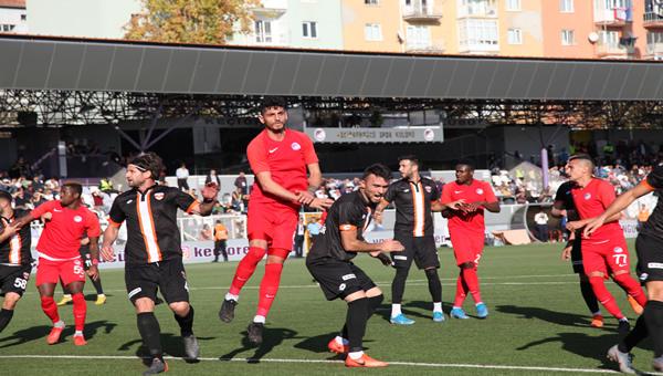 Keçiörengücü 2-0 Adanaspor