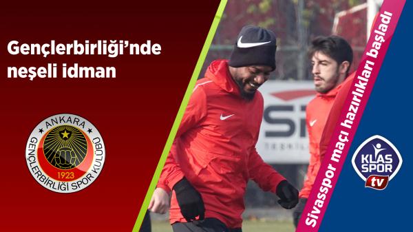 Gençlerbirliği'nde Sivasspor mesaisi devam ediyor