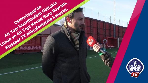 Gültekin Liman, Klasspor TV'ye konuştu