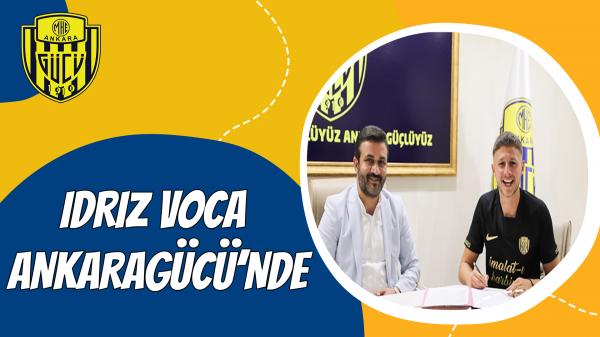 Idriz Voca Ankaragücü'nde