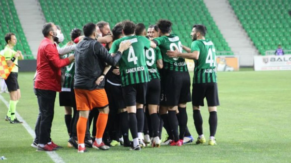2.Lig'de Play OFF heyecanı sürüyor