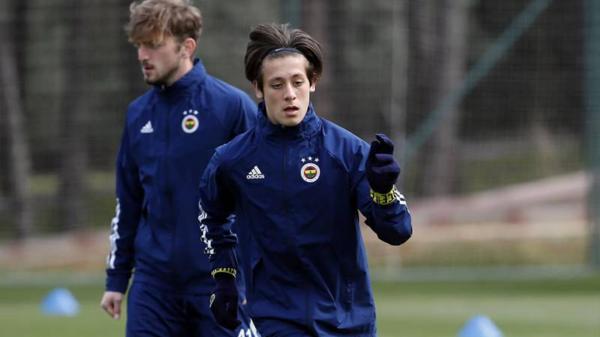 Fenerbahçe'nin Ankaragücü maçı kamp kadrosunda sürpriz isim
