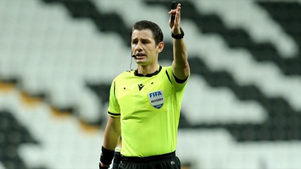 Sakaryaspor-Kocaelispor maçı hakemi belli oldu