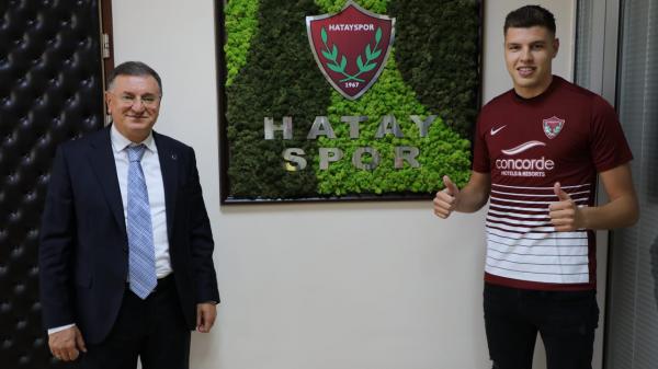 Fatih Kurucuk Hatayspor'da