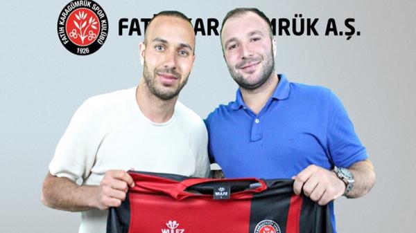 Kerim Frei tekrar Süper Lig'de yeniden İstanbul'da!
