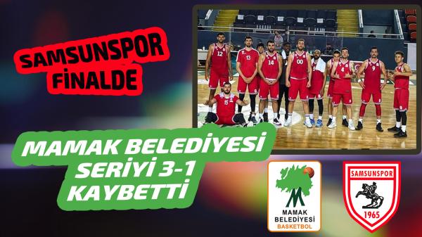 Mamak Belediyespor Samsunspor'u geçemedi
