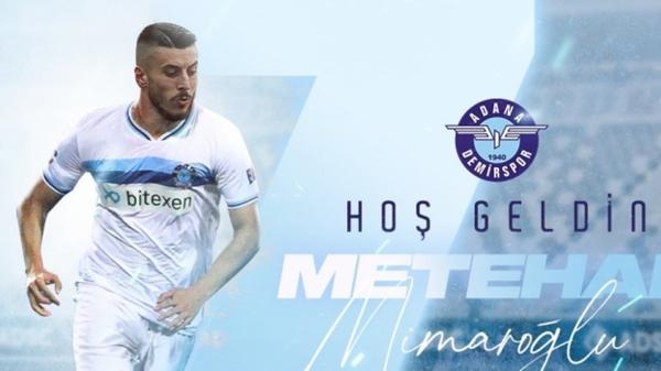 Adana Demirspor'dan sol kanat transferi