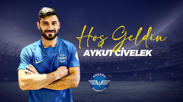 Ankara Demirspor bir transfer daha yaptı