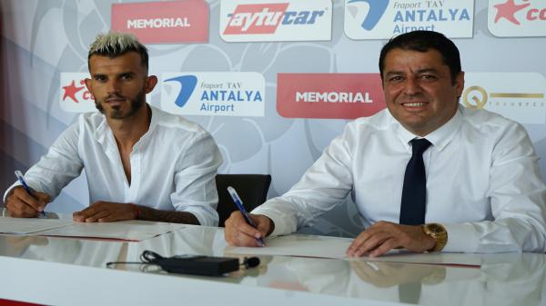 Antalyaspor Güray Vural'ı kadrosuna kattı