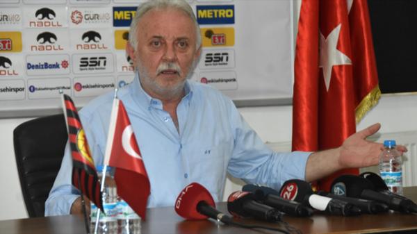 """""""Eskişehirspor'u kapatan son divan başkanı olmak istemiyorum"""""""