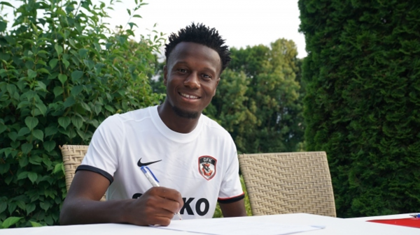 Gaziantep FK, Hamza Mendyl'i transfer etti