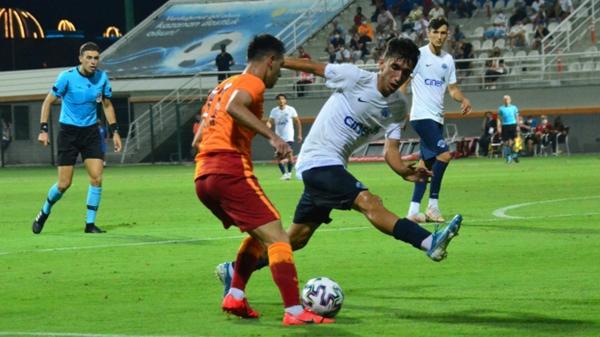 İlk finalist Galatasaray oldu