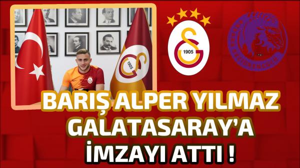 Keçiörengücü'nün genç yıldızı  Galatasaray'a imzayı attı !