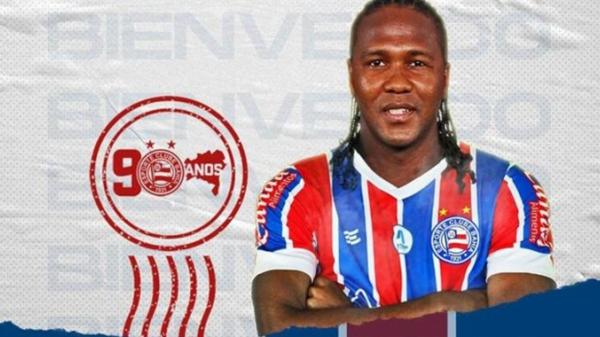 Rodallega Bahia'ya transfer oldu