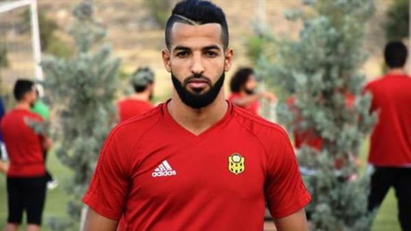 Yeni Malatyaspor'da Chebake takımdan ayrıldı