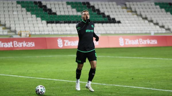 Erdon Daci Konyaspor'dan Westerlo'ya transfer oldu